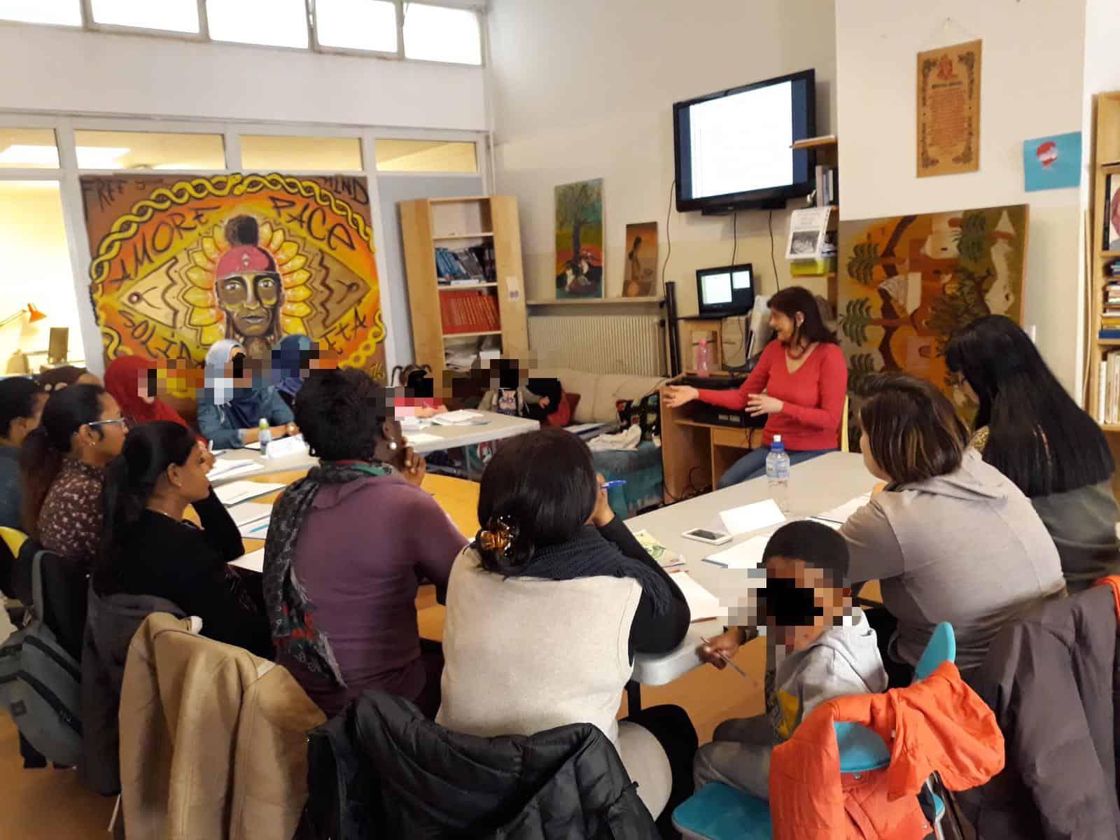 corsi di formazione per donne Centro aiuto Vita Verona