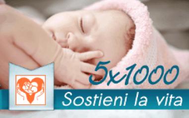5x1000 centro aiuta vita